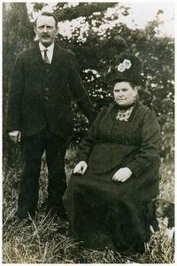 Fam Broers : David Broers en Helena Damen