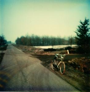 Serie van 12 foto's van straten in Someren-eind