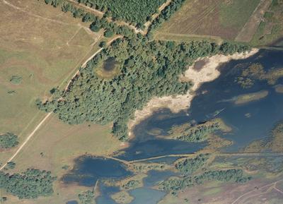 Serie van 21 luchtfoto's van Lierop, Someren-Eind, Someren-Heide en Someren